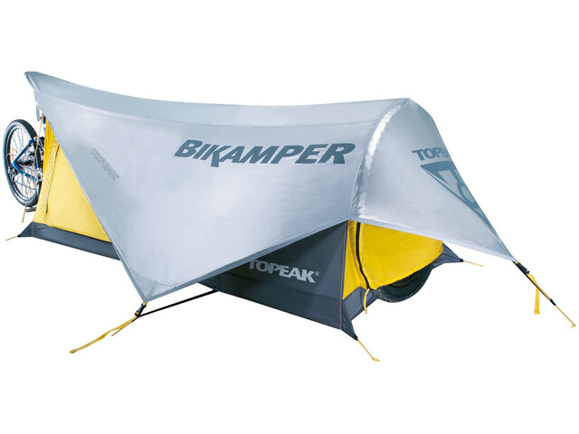 Topeak Bikamper Transporttaske grå